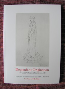 Cover to Dependent Origination