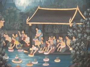 Loy Kratong Ceremony